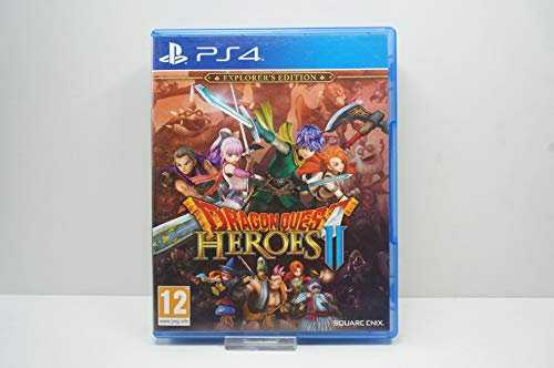 Square Enix Dragon Quest Heroes 2 Explorers Edition