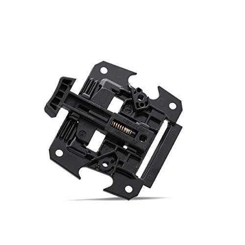Bosch Unisex– Erwachsene Montageplatte Nyon (BUI350), schwarz