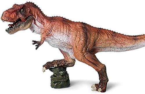 hsj Dinosaurier-Spielzeug Realistische Plastikdinosaurier Charaktere, Kinder pädagogisches Spielzeug aus Kunststoff Modell Weihnachten Exquisite Verarbeitung