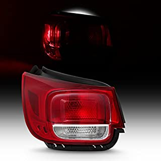 For 2013 2014 2015 Chevy Malibu Driver Left Side Outer Piece Taillight Brake Lamp 13 14 15 Assembly