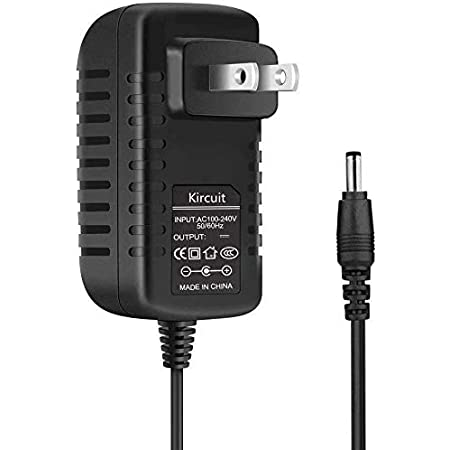 Replacement for 5.8V 2A AC-DC Power Adaptor for Classic Singing Machine SML385BT