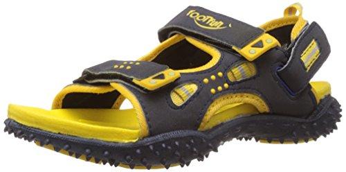 Liberty Footfun (from Boy's Splendor Blue Sandals and Floaters (12 Kids UK/31 EU (8074021150310)
