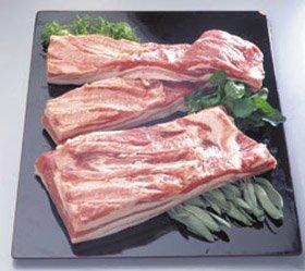 豚バラブロックハーフ(2kg) 1ブロック2kg