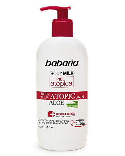 Babaria Piel Atopica Aloe Vera Leche Corporal - 400 ml