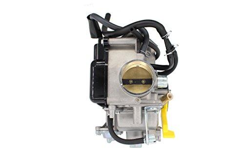 Carburetor Assembly Carb for Honda Sportrax 400 TRX400EX 2x4 1999-2008 ATV, Honda TRX400X 2x4 2009-2015 TRX 400 Replaces 16100-HN1-A43