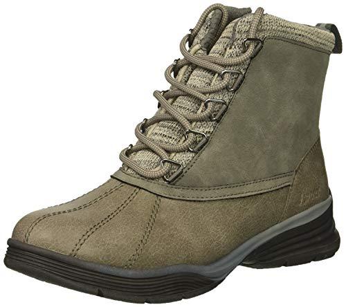 JSport by Jambu Women's Lowell Weather Ready Ankle Boot, Grey, 7.5 Medium US