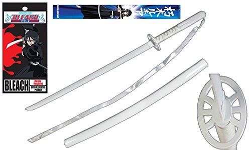 Bleach Official License Japanese Anime Rukia Kuchiki 41' Foam Sword Cosplay