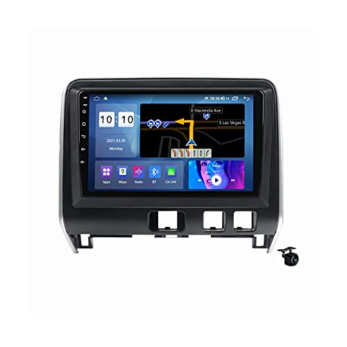 Android 10.0 Radio estéreo para coche Nissan Serena 2016-2018 navegación GPS 9 pulgadas pantalla táctil 2 Din Head Unit MP5 reproductor multimedia video receptor FM con SIM WIFI DSP Carplay, M600S