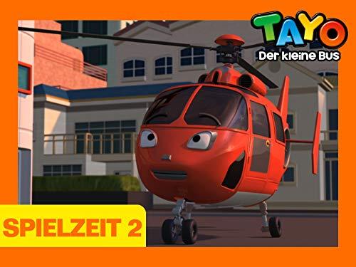 Tayo Spielzeit 2 - Air der mutige hubschrauber