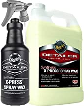 Superior Image Meguiar's D15601 Synthetic X-Press Sealant with Bottle & Trigger
