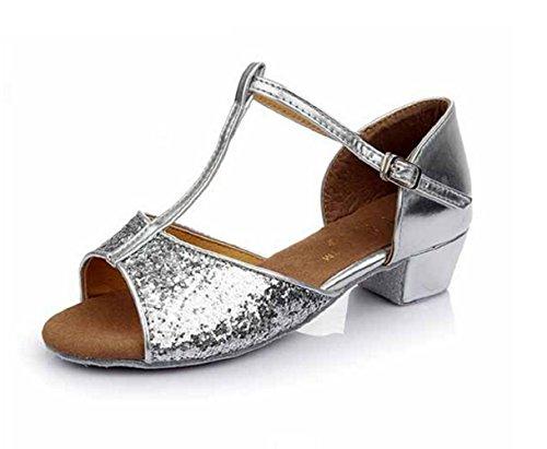 Zapatos de Baile - latinoamericano - niñas - niñas - salón de...