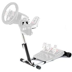 Wheel Stand Pro Deluxe V2, Soporte para Volante y Pedales para Logitech G25 / G27 / G29 / G920