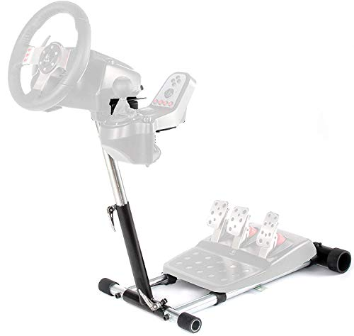 Wheel Stand Pro Deluxe V2, Soporte para Volante y Pedales para Logitech G25 / G27 / G29 / G920
