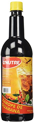 Brazilian Guarana Syrup Xarope De Guarana 900ml