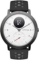 Withings/Nokia Steel HR Sport Smartwatch 40mm- Activity Tracker, Heart Rate Monitor, Sleep Monitor, GPS, Water Resistant...