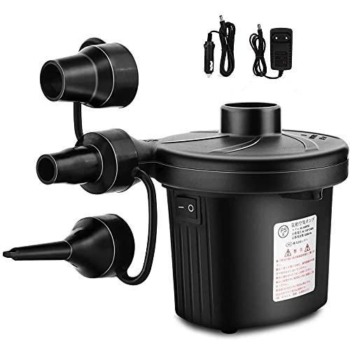 Elektrische Luftpumpe Elektropumpe Power Pump für Luftmatratze Matratze,Luftmatratze Pool