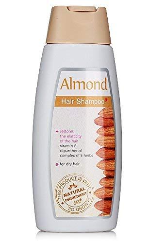 Shampooing pour cheveux sec amande