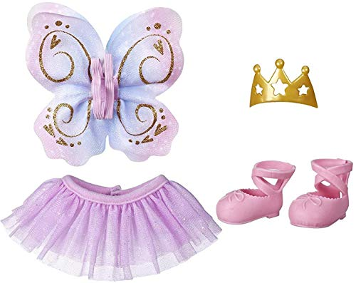 Baby Alive Hasbro Littles Dress Up Pack, Ballerina