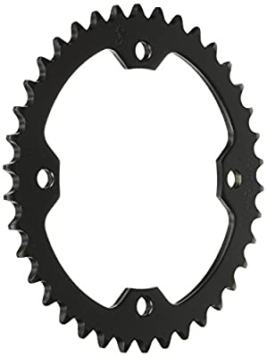 JT Sprockets JTR1857.38 38T Steel Rear Sprocket Natural, 38 Tooth