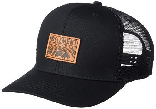 Element Men's Hat, Flint Black, ONE
