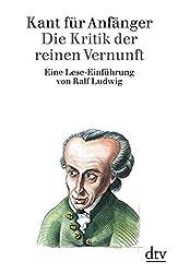 Kant Die Kritik der reinen Vernunft
