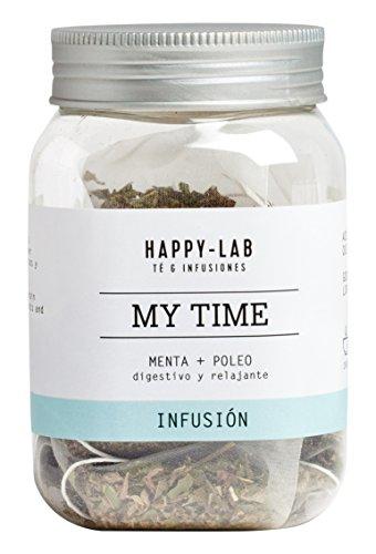 Happy-Lab My Time Té Infusión - 14 pirámides
