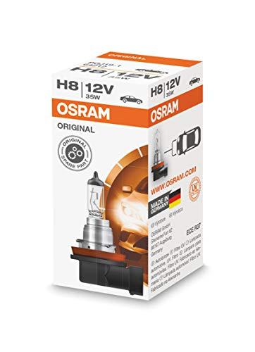 OSRAM Original 12V lampe halogène H8 64212 1 piece en boîte