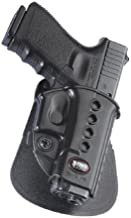 Fobus Concealed Carry New Design Variable Belt Holster for Glock 17 19 22 23 / Walther PK-380 / Kahr CW40, CM40, P40, PM40, P45