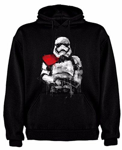 The Fan Tee Sudadera de Hombre Star Wars Dark Vader Han Solo Fuerza Yoda Leia