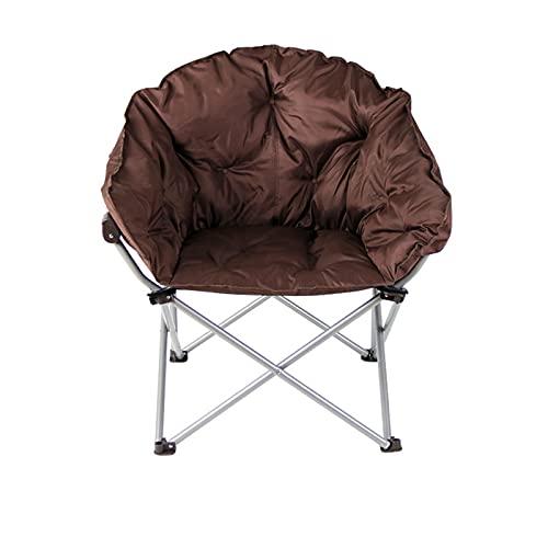 LWZ Klappstuhl für den Innenbereich, leichter und tragbarer Klappsitz, sehr geeignet für Camping, Outdoor, Angeln, Festival, Strand, Reisen