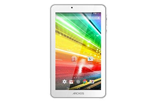 Archos- Tablet Archos 70Platinum 7 Zoll (17,78 cm),(16GB, Bluetooth/WLAN, Android 5.0Lollipop, weiß)