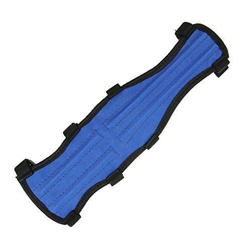 elToro Armschutz Curdora Sport Blau - Größe: Lang - 32,5cm