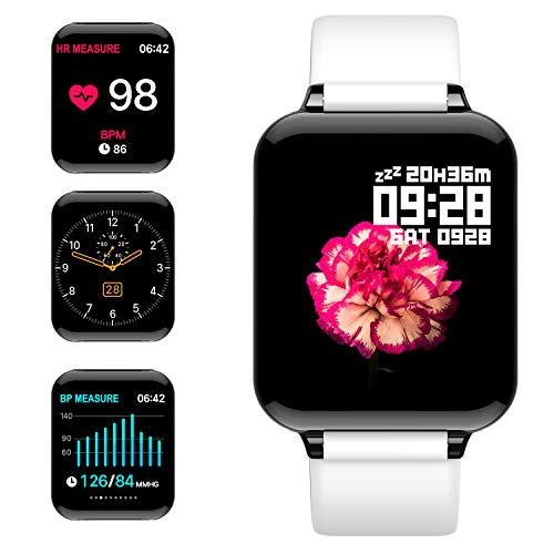 Jpantech Smartwatch, 5ATM Impermeable Reloj Inteligente