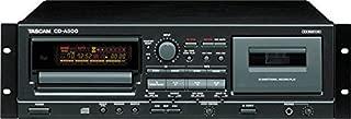 Tascam CDA500 CD Player & Cassette Recorder