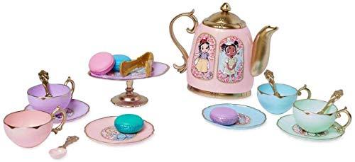 Disney Store Servizio da tè Principesse Animators' Collection Tea Set