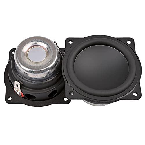 Wnuanjun 2 stücke 2inch Mini Audio Portable Lautsprecher 4Ohm 20w Full Range Bluetooth Lautsprecher für DIY Heimkino