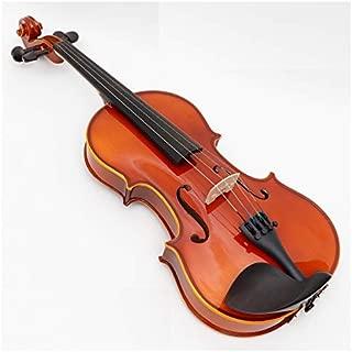 ACHKL Grading special handmade violin tiger violin wood violin beginner adult students apply ACHKL Color : Brown
