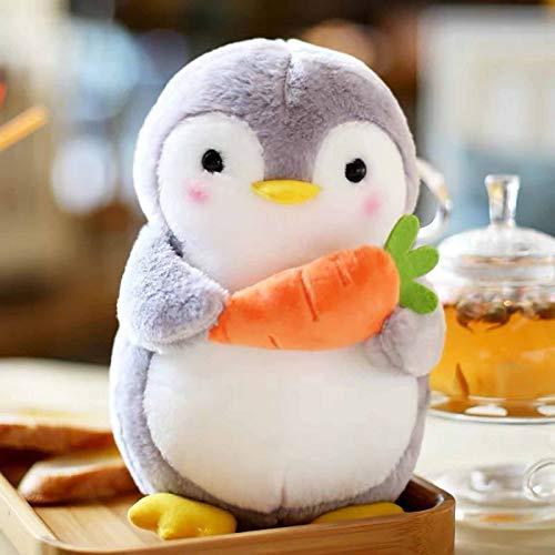 Hunpta @ 25cm Plüschtiere Dekokissen Weich Plüsch Spielzeug Netter Pinguin Kuscheltier Puppe Festival Geburtstag Weihnachten für Junge Mädchen