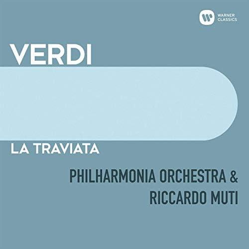 Giuseppe Verdi, Philharmonia Orchestra & Riccardo Muti