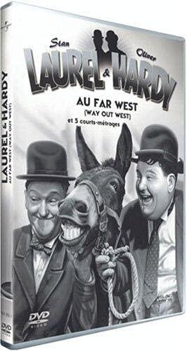Laurel et Hardy : Laurel et Hardy au Far-West