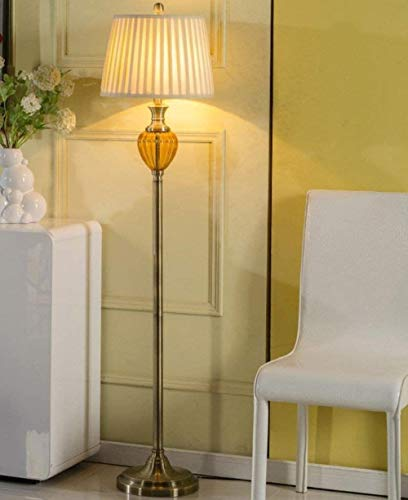 Lámpara de pie Duradera Sala de Estar Lámpara de pie Dormitorio Sala de Estar Moderno Minimalista Minimalista Nórdico Lámpara de Cama Lámpara de Cama Sofá Sofá Vertical Floor Creativo Lámpara Hyococ