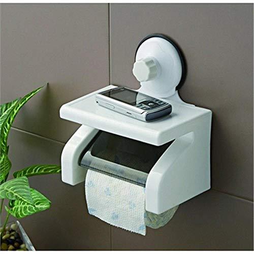 Badkamer Tissue Box Gratis Verzending Waterdicht Toilet Papier Doos Zuignap Handdoek Rack Health Carton Toiletpapier Houder Toiletpapier Doos Roll Houder