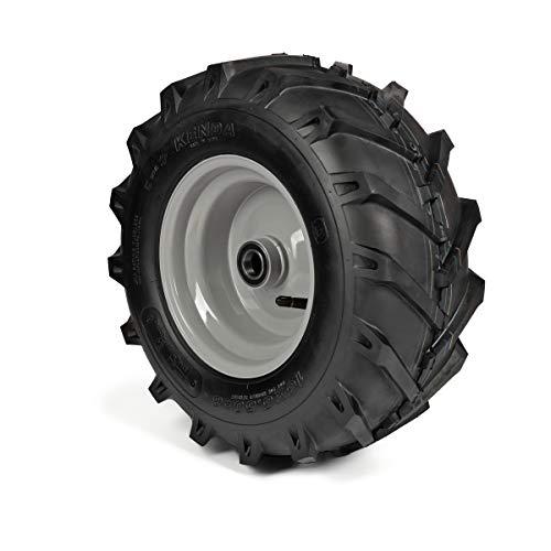 Komplettrad 16×6.50-8, 4PR, TT, Kenda K357, Nabe:25x90 mm für Rasenmäher