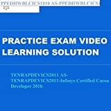 TENRAPDEVICS2011 AS-TENRAPDEVICS2011-Infosys Certified Cocoa Developer 201b Practice Exam Video Learning Solution