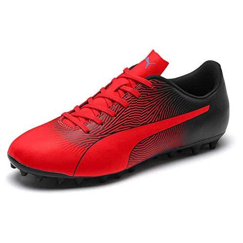 Puma Spirit II MG, Zapatillas de fútbol Hombre, Red, 39 EU