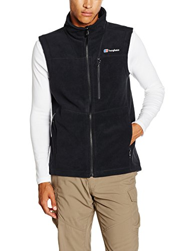 Berghaus heren Prism vest Full Zip Fleece Vest