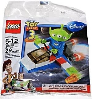 Lego (レゴ) - 30070 - Disney (ディズニー) Pixar (ピクサー) Toy Story 3 (トイストーリー3) - Alien and Space Ship (34pcs) Bagged ブロック おもちゃ (並行輸入)