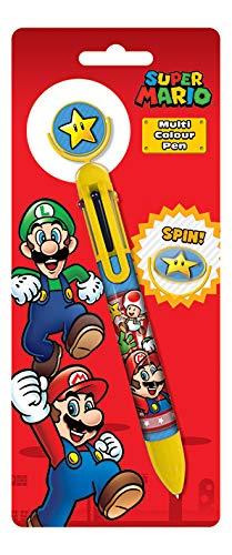 Nintendo Super Mario Bleistift 6 Farben