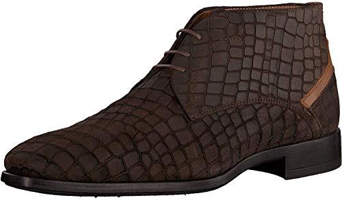 Greve Herren Ribolla Business Schuhe, Braun, 43.5 EU