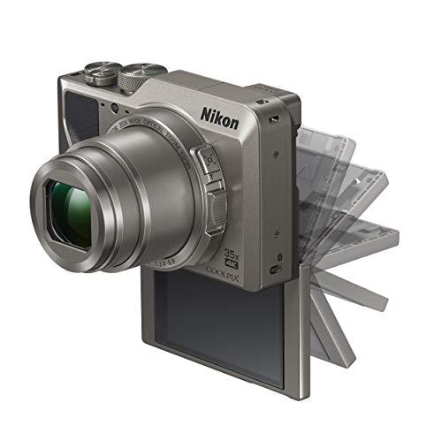 Nikon Coolpix A1000 Fotocamera Digitale Compatta